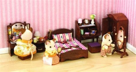 sylvanian families master bedroom sylvanian families luxury master bedroom set toy at 17450 | 84919244
