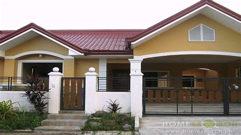 bedroom bungalow house design philippines youtube