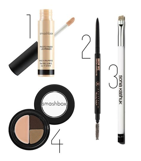 the one eyebrow kit how to get the brows tutorial keiko