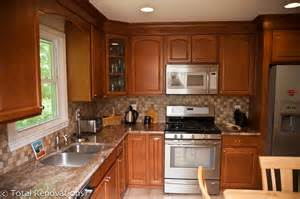 bi level kitchen ideas bathroom and kitchen remodeling for a bi level home design build pros