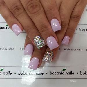 Light purple and silver | Nails | Pinterest | Lights ...