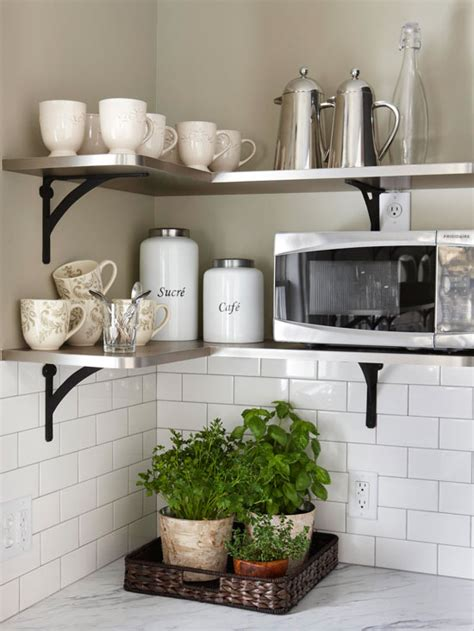 creative kitchen organization  diy storage ideas