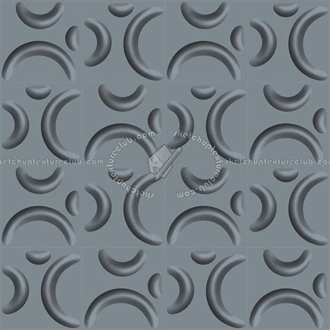 3d Wallpaper Texture Seamless by Interior Decorative Colored 3d Walls Panels Textures Seamless
