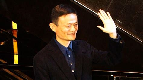 Alibaba Ipo On The Road With Jack Ma