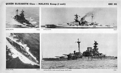 hms malaya bb  battleship  ww  ww