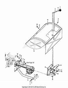 Troy Bilt Tiller Horse Parts Diagram