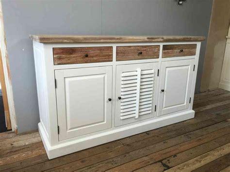 landelijk dressoir met houten laden awa ans woonshop