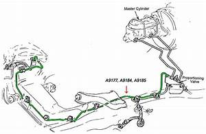 Chevelle Brake Line Diagram 1968 Corvette C3 Johnywheels