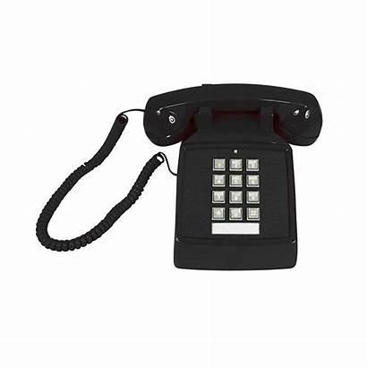 Volume Desk Control Cortelco Corded Telephone Itt