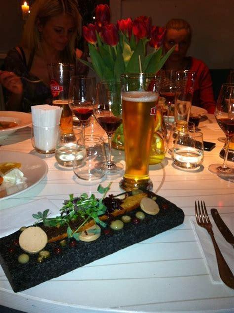 Restaurant Trīs pavāri Rīga LV | Table decorations, Food ...