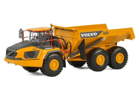 Volvo Articulated Dump Truck by Wsi Volvo A60h Articulated Dump Truck Adt