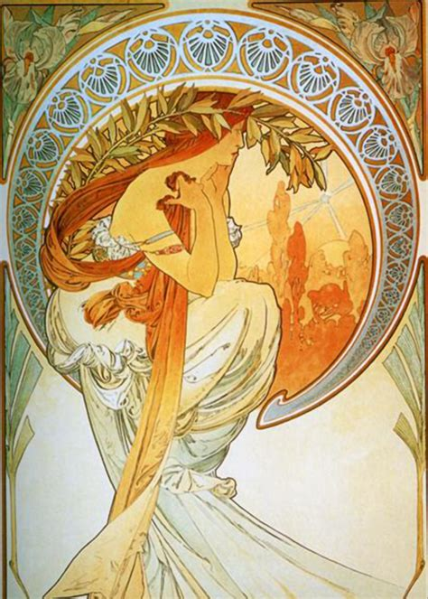Alfons Mucha alfons mucha day of the artist