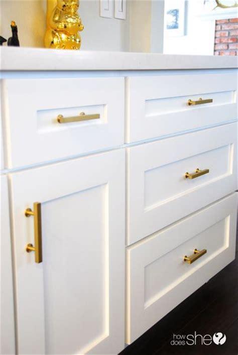 gold kitchen cabinet hardware going gold diy eye shadow hardware cabinet hardware