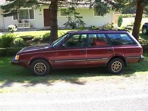 1988 Subaru Gl - Pictures