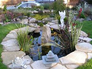 Ideen Für Kleinen Gartenteich : 45 tolle ideen wie sie einen gartenteich anlegen k nnten ~ Michelbontemps.com Haus und Dekorationen
