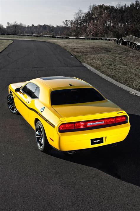 Dodge Challenger Srt8 392 Yellow Jacket 2018 Cartype