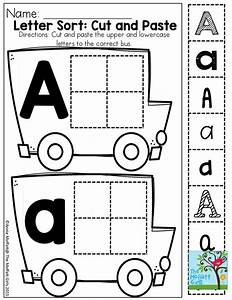 cut and paste letter recognition in different fonts With teaching toddler letter recognition
