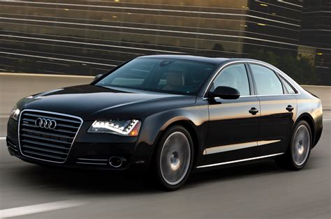 Refreshing Or Revolting 2015 Audi A8 Photo Gallery
