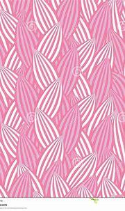 Pink Abstract Seamless Pattern Stock Vector - Illustration ...