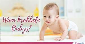 Wann Lernen Babys Sitzen : wann krabbeln babys magazin ~ Watch28wear.com Haus und Dekorationen