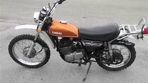 1974 Yamaha Dt250a Enduro Stock No 73365