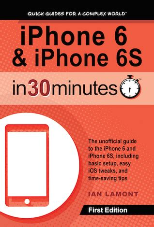 iphone  iphone    minutes  unofficial guide