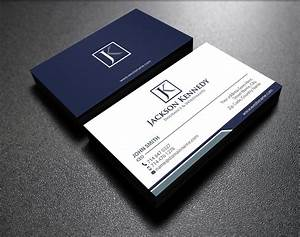 serious professional business card design for aaron With business card designer pro