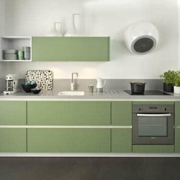 cuisine verte et blanche cuisine verte et blanche une inspiration déco à ne pas