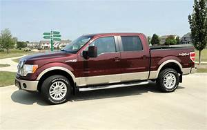 My Ride  A 2010 Ford F-150 Lariat Supercrew