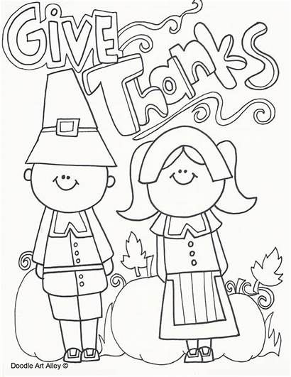 Thanksgiving Coloring Pages Printable Sheets Thanks Activity