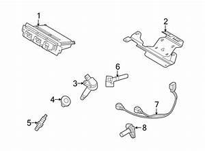 Mercury Sable Engine Camshaft Position Sensor  Liter