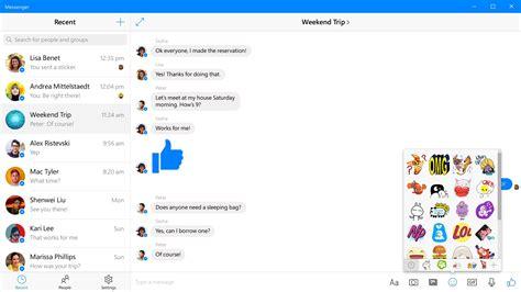 novas apps messenger e instagram para windows 10 pplware