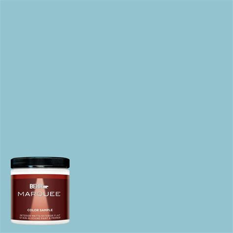 how to choose paint colors for kitchen behr marquee 8 oz mq6 32 cosmic blue interior exterior
