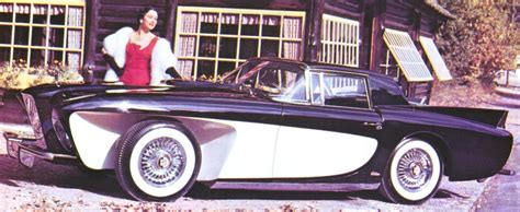 Gaylord Gladiator Sports Touring (1956)  Old Concept Cars
