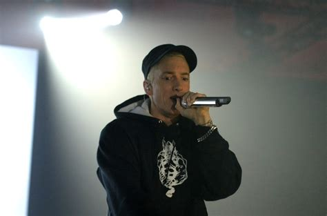 Eminem Takes Aim At Caitlyn Jenner, Donald Trump And Bill