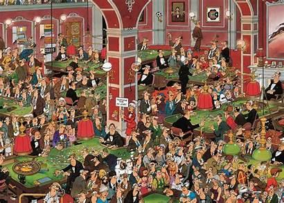 Haasteren Casino Crazy Mad Magazine Van Jan