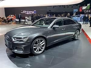 Audi A6 Hybride : audi hybride tfsi e nouveau d part en direct du salon de gen ve 2019 ~ Medecine-chirurgie-esthetiques.com Avis de Voitures