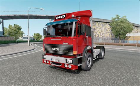 Iveco Fiat by Iveco Fiat 190 Turbo Special 1 34 X Truck Mod Truck