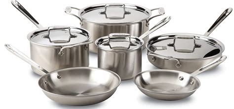 rated stainless steel cookware     lifetime   organic lifestyle