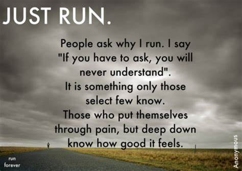 This Fun Seems Something Life Familiar 19 Motivational Running Quotes