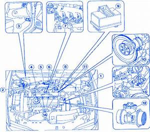 Fiat Palio 2005 Main Engine Fuse Box  Block Circuit Breaker Diagram  U00bb Carfusebox