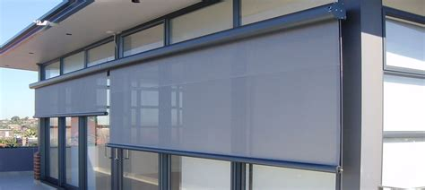Outdoor Roller Blinds by 6 Reasons To Install Outdoor Roller Blinds Blinds