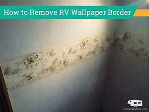 How Do You Remove Wallpaper Border