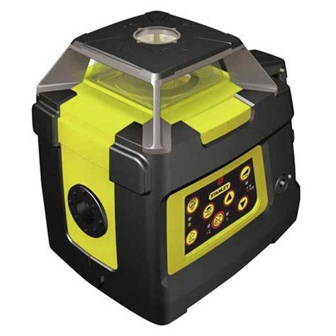 niveau laser interieur exterieur niveau laser rotatif int 233 rieur ext 233 rieur rlhv stanley bricozor
