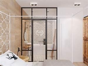 carrelage mural salle de bain panneaux 3d et mosaiques With carreaux de ciment mural