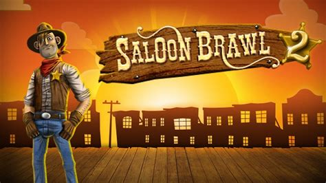 saloon brawl  gameplay saloon brawl  game