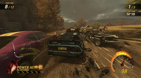 Flatout Ultimate Carnage Review  Objective Game Reviews