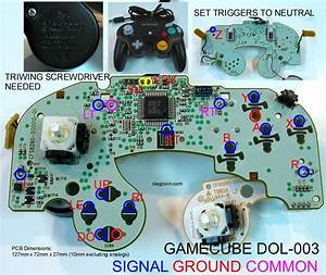 Xbox 360 Controller Schematic Diagram Wiring Diagram And