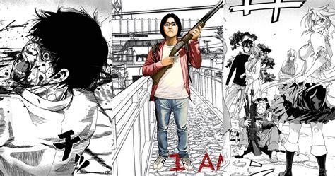 anime list zombie manga apocalypse highschool hero resident evil