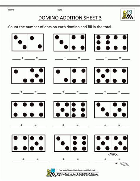 Math Worksheets Kindergarten Chapter #1 Worksheet Mogenk Paper Works